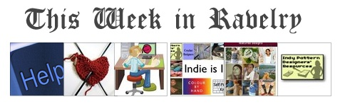 Another week in Ravelry